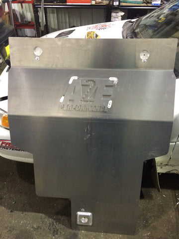 AZE Rally Skidplate