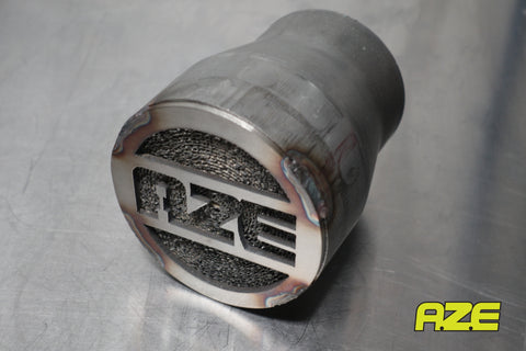 AZE Race/Rally Catalytic Converter