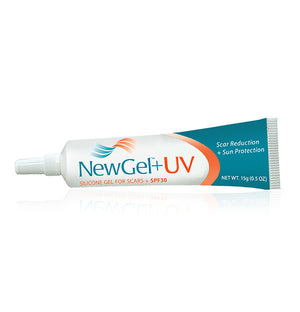 NewGel+UV SPF 30, The 1st and Only Silicone Gel Plus Mineral Sunscreen for Scar Refinement - Scarless Canada