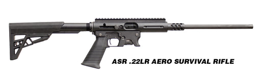 TNW ASR .22LR take down