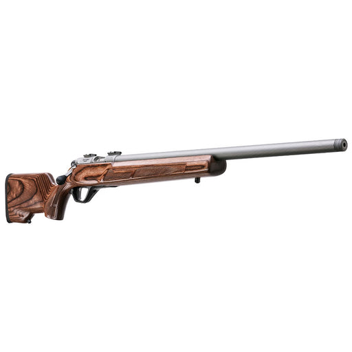 Lithgow Arms, LA101 CrossOver,, 5rd, Laminate Stock (17 HMR/BLK BARREL)
