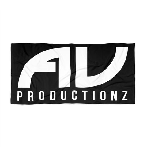 AV Productionz Beach Towel