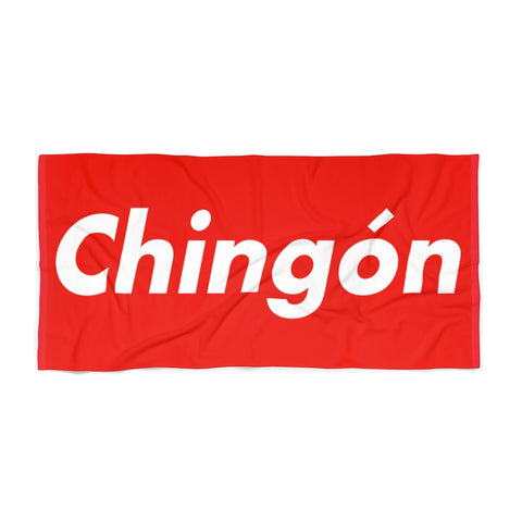 Chingon Beach Towel