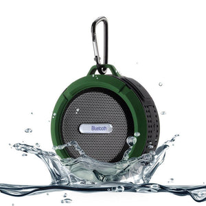Mini Portable Outdoor Sports Wireless Waterproof Bluetooth Speaker