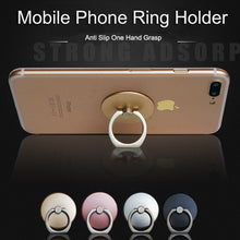 Universal 360 Degree Smartphone Finger Ring Phone Grip Stand Holder