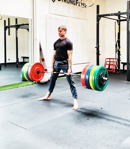 Deadlift for Golf Performance (Part 1): Mobility, Stability, and Your Hip Hinge.
