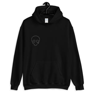 Trash Threads Duality Hooded Sweatshirt