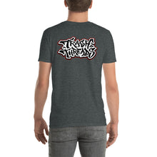 Trash Threads Graffiti Short-Sleeve Unisex T-Shirt