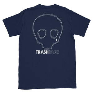 Trash Threads Logo Shirt Short-Sleeve Unisex T-Shirt