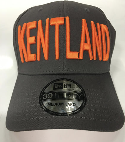 HAT- Kentland Graphite/Orange