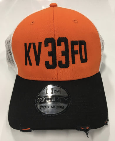 HAT- Kentland Sport-tek Mesh Fitted