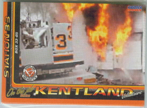 Kentland Trading Cards