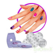 Salon Express Nail Art Stamping Kit Like And Shop Ph