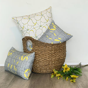Mōhala Square Pillowcase - Noho Home