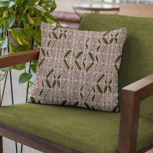ʻAkahi Square Pillowcase