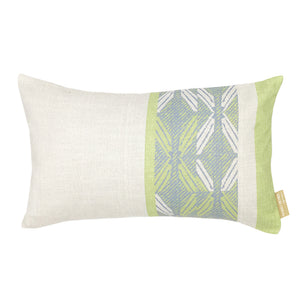 Peʻa Stripe Lumbar Pillowcase - Noho Home