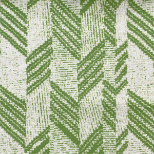 Sage/Ivory hawaiian inspired kapa hou lumbar pillowcase closeup
