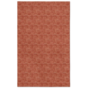 red loulu tablecloth flat