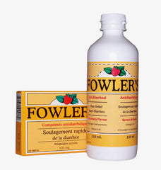 Fowler`s oral suspension with attapulgite