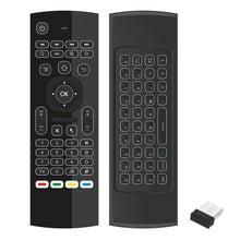 AIR MOUSE INCLUDED WITH ANDROID BOX