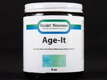 Sculpt Nouveau Age-It in an 8oz. jar