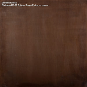 Birchwood M-38 Antique Brown Patina on copper