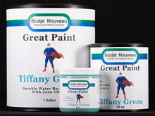 Sculpt Nouveau Great Paint in 8oz., 32oz., and 1 gal. sizes