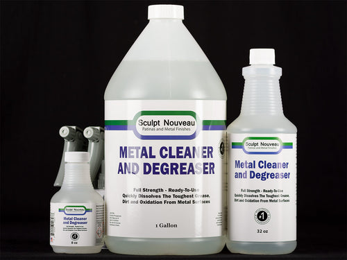 Metal Cleaner and Degreaser