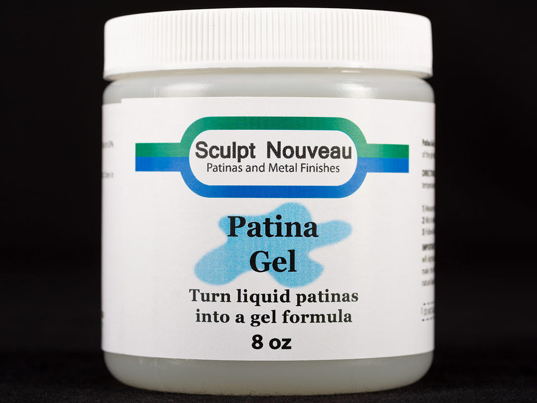 Sculpt Nouveau Patina Gel in an 8oz. container