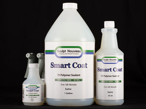 Sculpt Nouveau Smart Coat Satin in 8oz., 32oz., and 1 gallon sizes