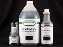 Sculpt Nouveau Traditional Black Magic Patina in 8oz., 32oz., and 1 gal. sizes
