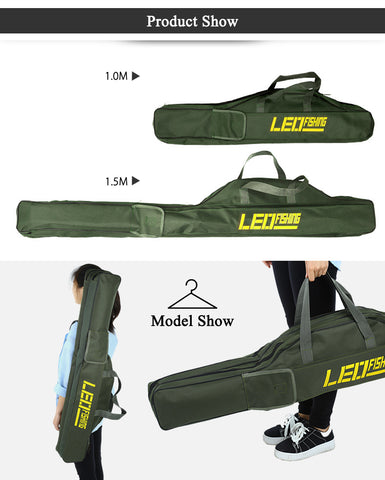 LEO Fishing Bag Show