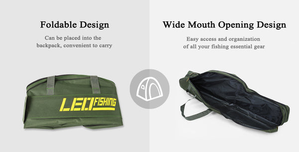 LEO Fishing Bag Product Feature