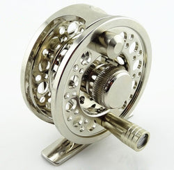 FL60 2+1 BB fly fishing reel 1:1 Full metal CNC Machined Aluminum - Pro Gear Fishing Reels