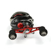Right/Left Baitcasting Reel 12BB 6.3:1 Bait Casting Carp Fishing Reels Casting Fishing Tools 11Ball Bearings Fishing Wheel - Pro Gear Fishing Reels