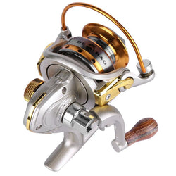 10 Bearing Mini Spinning Reel 105*105*65mm - Pro Gear Fishing Reels