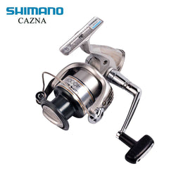 SHIMANO CAZNA 2500FA/4000FA Spinning Fishing Reel 3+1BB with AR-C Spool - Pro Gear Fishing Reels