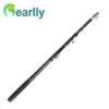 Ultrashort Telescopic Spinning Rod fit for fishing reel 2.1~3.6m - Pro Gear Fishing Reels