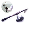 WDAIREN High Performance Telescopic Rod 2.1/2.4/2.7/3.0/3.6m - Pro Gear Fishing Reels