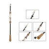 Superhard 1.8m 2.1M 2.4M 2.7M Carbon Telescopic Rod - Pro Gear Fishing Reels