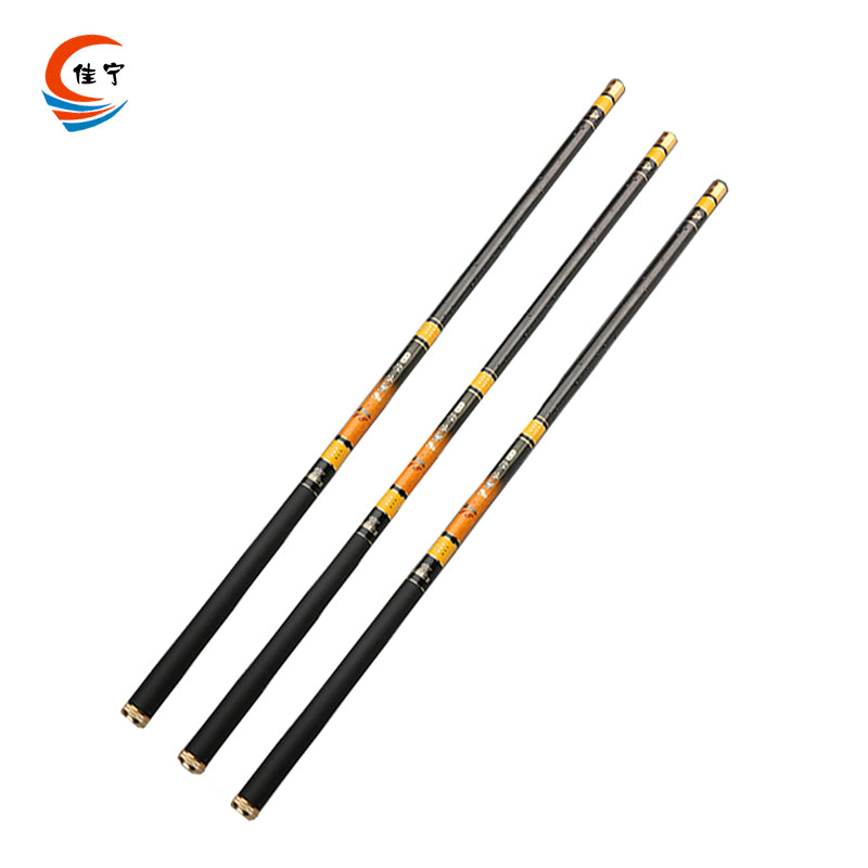 Superhard Telescopic Stream Rod 3.6M,4.5M,5.4M,6.3M,7.2M - Pro Gear Fishing Reels