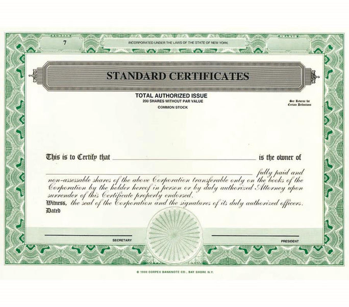 Here's What You Need to Know About Stock Certificates