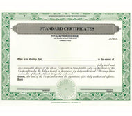 LP Certificates - LP Certificates - Set Of 20