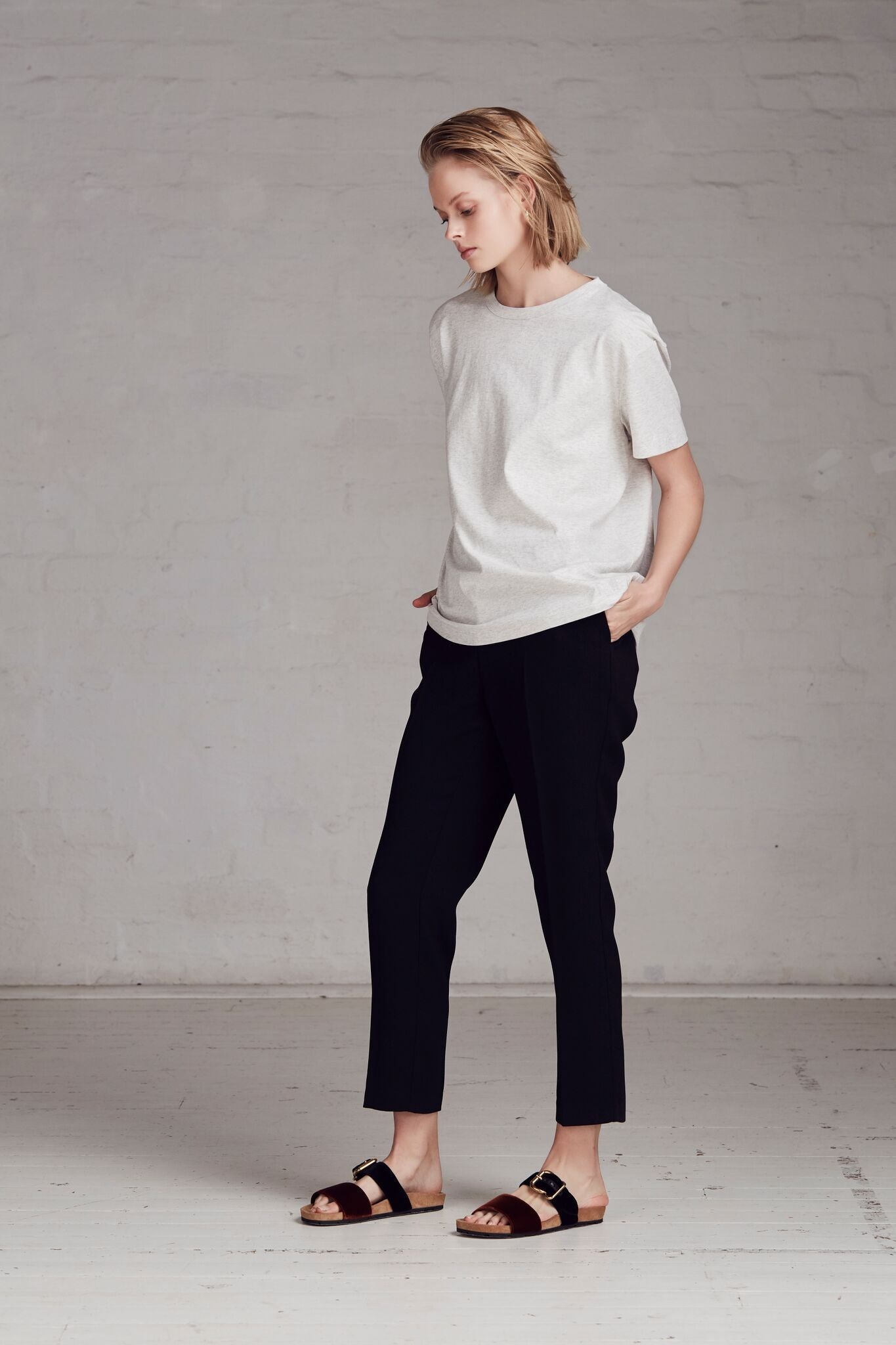 FWRD the Label Asta Pant - Black - Stevie May, The East Order, Talulah, Pasduchas, Everly Collective
