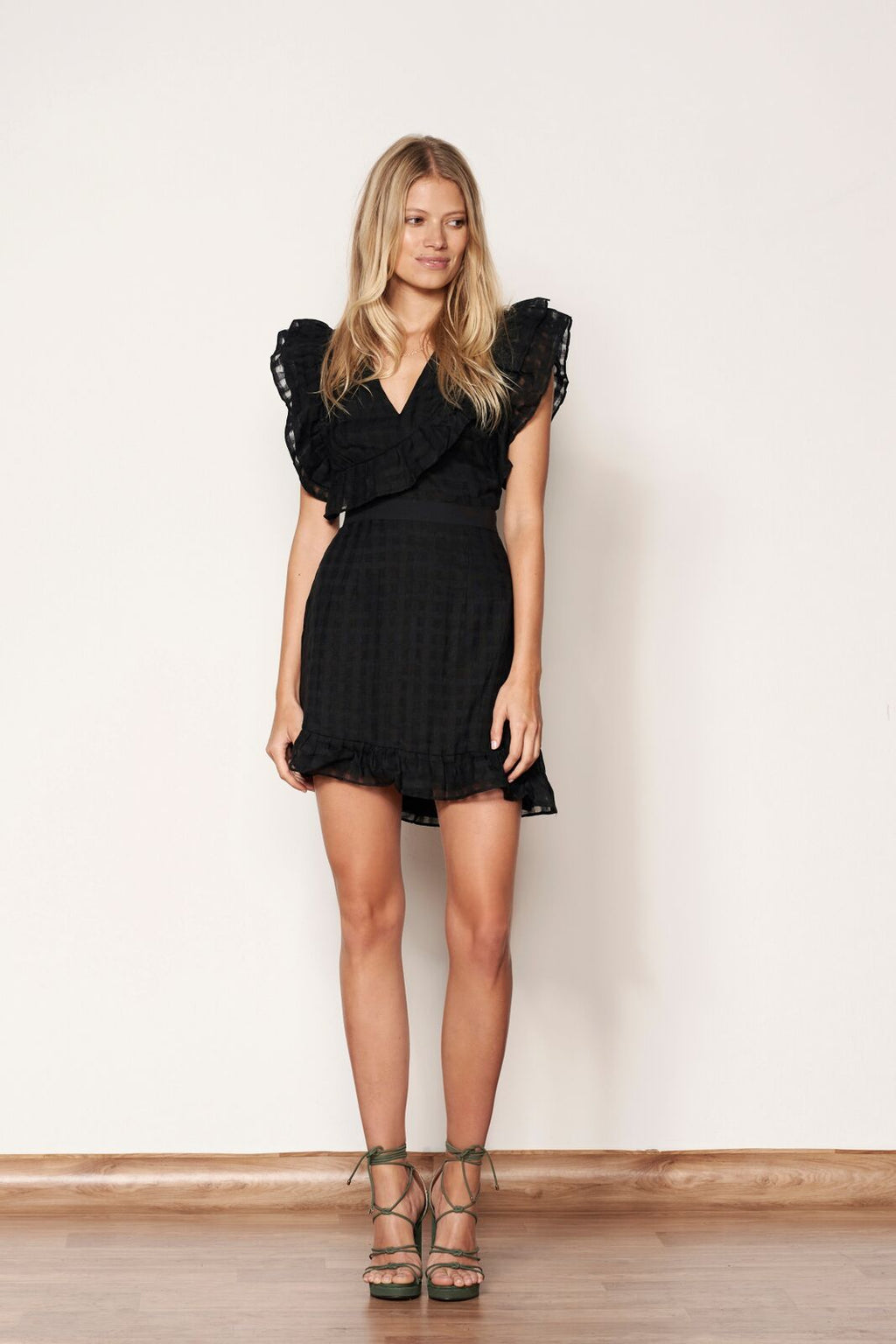 Stevie May Couter Mini Dress - Stevie May, The East Order, Talulah, Pasduchas, Everly Collective