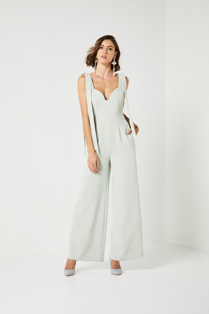 Elliatt Ellen Jumpsuit - Mint - Stevie May, The East Order, Talulah, Pasduchas, Everly Collective