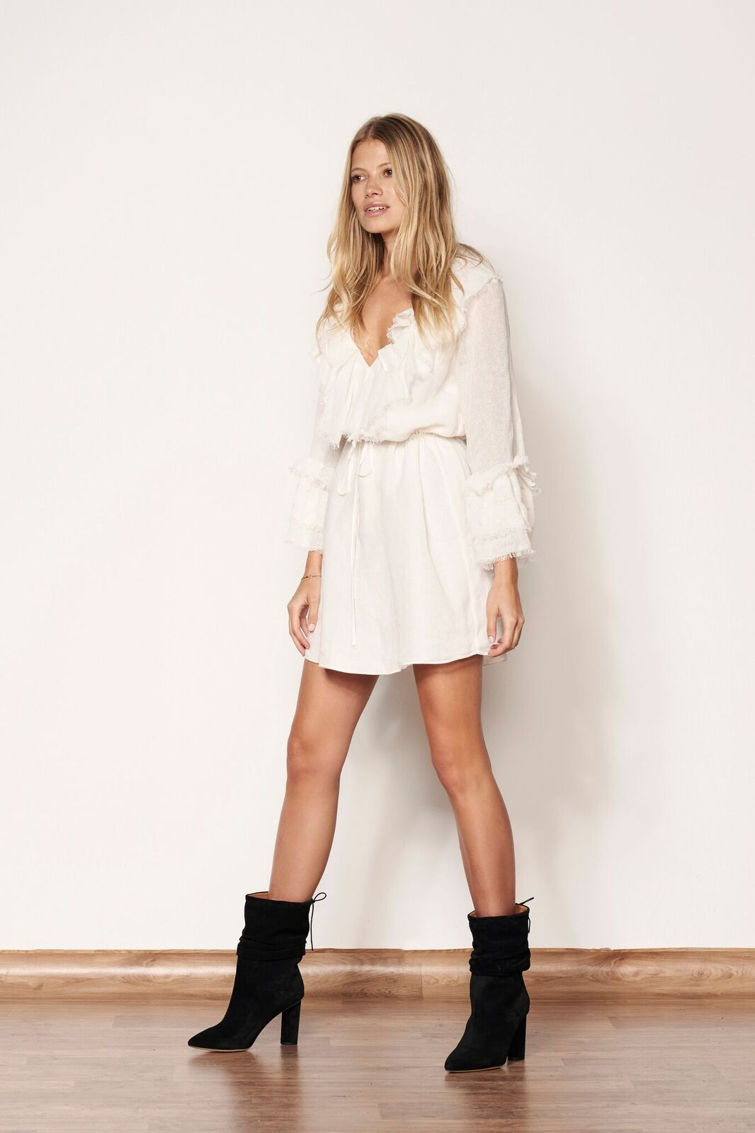 Stevie May Empyreal Mini Dress - Stevie May, The East Order, Talulah, Pasduchas, Everly Collective