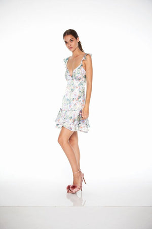 Talulah Floral Mist Mini Dress - Stevie May, The East Order, Talulah, Pasduchas, Everly Collective