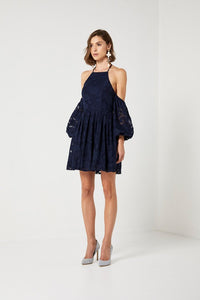 Elliatt Margot Dress - Navy - Stevie May, The East Order, Talulah, Pasduchas, Everly Collective