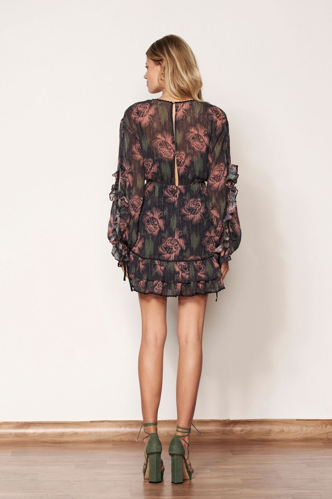 Stevie May Ornate Mini Dress - Stevie May, The East Order, Talulah, Pasduchas, Everly Collective
